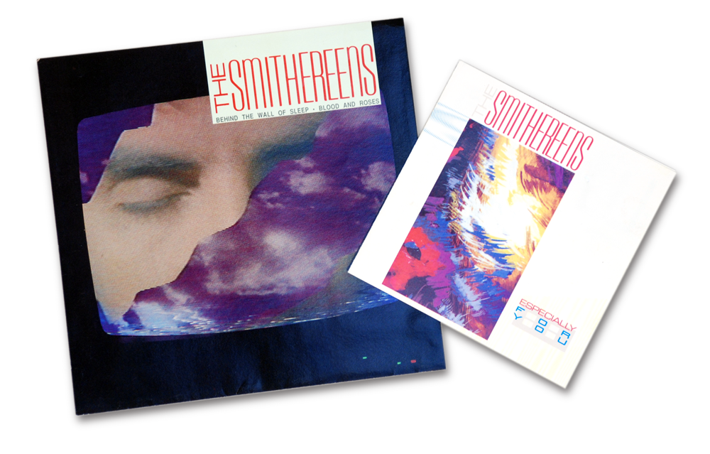Smithereens 45 and CD cover