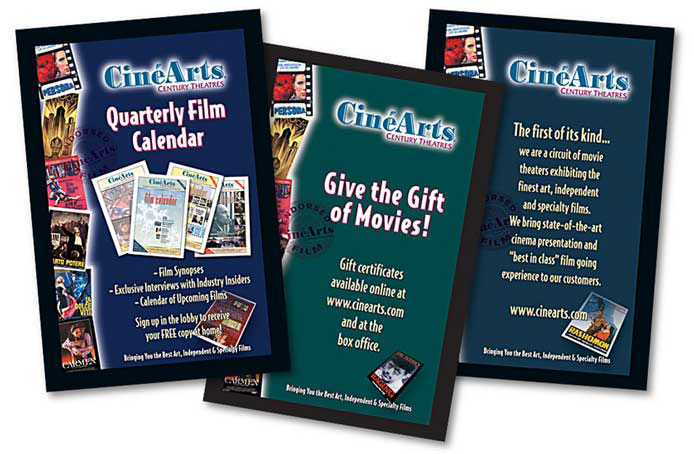 CineArts posters